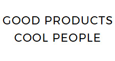 www.goodproductscoolpeople.com